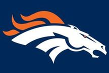 Denver Broncos / by Michelle Trammell