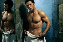 celebrity / celebrity crushes... damn these men are gorgeous. / by Nikolina Vujosevic