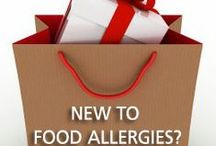 Food Allergy Care Package / For many, food allergies is a new diagnosis and definitely unfamiliar territory. To help you get started, I have compiled some resources in the form of a care package which I hope will assist you in the journey of navigating your or your child's food allergies