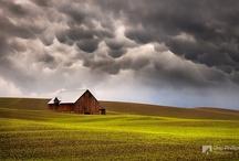 Barns / by Debby Elmer