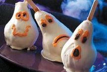 ~*Halloween Is Fun*~ / Halloween decorations, food & fun!