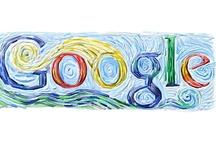 Google doodles / by communikate et al