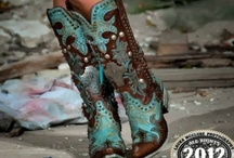 Boots / by Debby Elmer