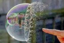 bubbles! / by ✿*゚゚・✿.。*   brenda *.。✿*゚゚・✿