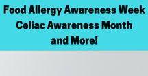 May FA and Celiac Awareness Month!