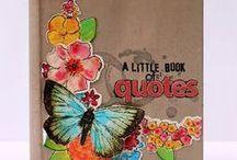 ♥ journal/notebook ideas