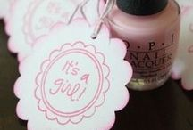 Guess I am throwing a baby shower! / by Jeannie Norge