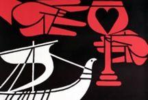 Literatura / La literatura es el arte que utiliza como instrumento la palabra. Por extensión, se refiere también al conjunto de producciones literarias de una nación, de una época o incluso de un género (la literatura griega, la literatura del siglo XVIII, la literatura fantástica, etc.) y al conjunto de obras que versan sobre un arte o una ciencia (literatura médica, literatura jurídica, etc). / by Leandro Gaitán