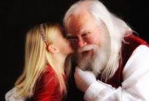 *~ Here comes Santa!*~ / Kids love Santa and I am just a big kid!