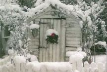 ~*I'm dreaming of a White.....  / Christmas. Let snow let it snow let it snow!