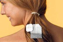 DIY HEALTHY HAIR / by Jill Peña
