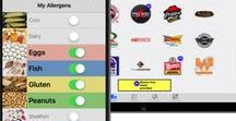 Allergy/Gluten Free APPS / Allergy APPS, Gluten Free APPS, asthma Apps, restaurant APPS for you, kids and teens.