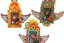 Altars, Shrines & Assemblages