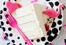 love: Flamingos / Flamingo Cakes.  Flamingo Cookies. Flamingo Party Inspiration / by The Cake Blog
