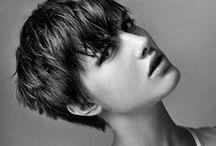 Hair - Short / Short hair styles.