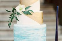 inspire: Watercolor Cakes / Watercolor Cake Inspiration.   / by The Cake Blog
