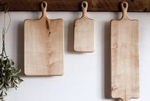Chopping & cheese boards