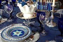 Hanukkah / Hanukkah recipes, decorations, ideas