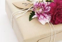 packaging/gift wrapping.