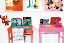 creative spaces for small people / by the tiny twig