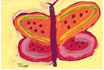 Spring has Sprung at CAP! / by MD Anderson Children's Art Project