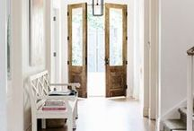 Entryways / Your entryway makes a first impression....make it beautiful!