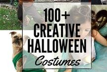 Haunted Halloween / Eeek!  Halloween crafts to trick or treat!  Lots of ideas for Halloween sewing, including patterns for costumes as well as things to sew and make for the perfect Halloween parties.  Scream (in delight) and these Halloween fabric projects. http://thesewingloftblog.com