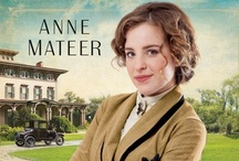 At Every Turn / My second novel. (Sept. 2012) Historical fiction. Auto Racing and missions in 1916.  / by Anne Mateer