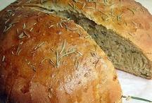 Breads / by Carolyn Hanson