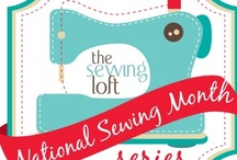 National Sewing Month / by Heather Valentine