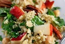Salads / by Carolyn Hanson