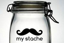 Mustache Stash / by Tara Davis