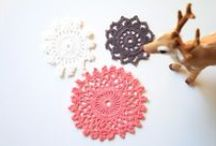 KNIT CROCHET EMBROIDERY