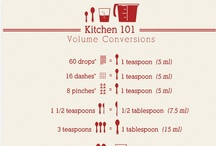 Cooking Tips / by Carolyn Hanson