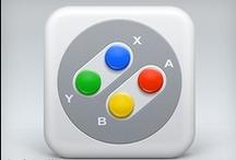 App, Icons & Interface / by Drika Drikolina