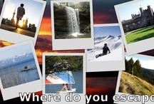 Time to Escape / Enter our photo contest and see your photo in our magazine! https://www.facebook.com/TodaysHospitalist/app_135772113247010
