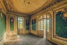 abandoned places / by Natacha Thies
