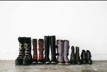 SORELstyle | 2013 / Celebrity stylist Tara Swennen pairs SOREL boots with the hottest looks for fall.