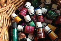 Young Living Essential Oils / by Ansley Tingle