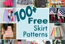 Skirts, Skirts and more skirts / You will find easy to make skirt patterns, tutorials and easy how to's on this board. Plus, loads of inspiration to help keep your creative designs flowing.  / by Heather Valentine