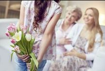Mother's Day / Mum, Mother, Mama, Mom, Mummy...Whatever you call her this page celebrates everything that makes Mums so special along with some pampering treats to let her know how much she is loved.
