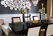 Dining Room / Inspiration for decorating your dining room!
