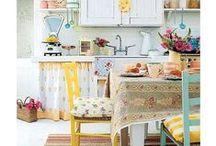 Kitchens / My kitchen inspirations