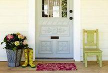 Porches / Porch inspirations