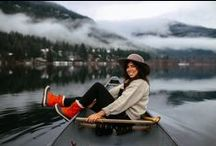 SOREL at  Whistler Film Festival / We partnered with Local Wanderer to share SOREL style at the Whistler Film Festival - and on the mountain.