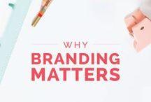 Branding / Branding tips, + helpful posts.