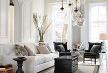 Home Decor Inspiration / Inspiring home decorating ideas.
