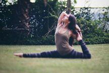 fitness + yoga / namaste / by Courtney Biggs