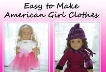 American Girl Stuff