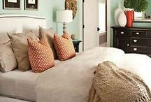 Turning {House} into HOME / Ideas to spruce up my place. Decor, paint colors, furniture, frames, etc. / by Amberly Johnson